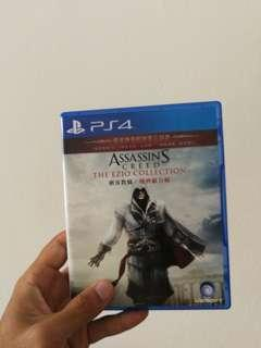 Assassin's Creed ps 4 ezio collection