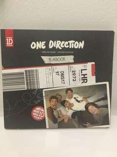 One Direction Take Me Home Limited Edition CD