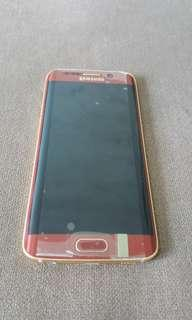 Samsung Limited edition S6 Edge Iron Man Phone
