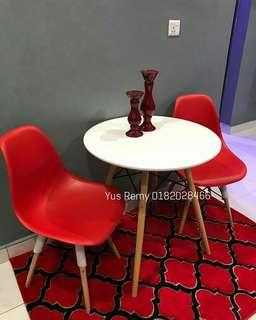 Red Eames Chair (preorder)