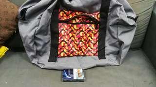 全新 輕便旅行 袋和斜孭袋