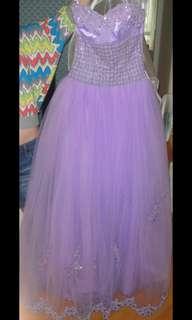晚裝裙,pre-wedding