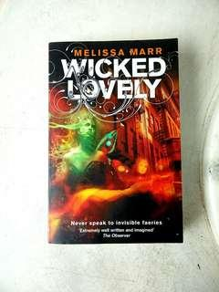 Wicked Lovely (Book 1) by Melissa Marr #SUBANGJAYASWAP #SBUX50 #EVERYTHING18 #POST1111