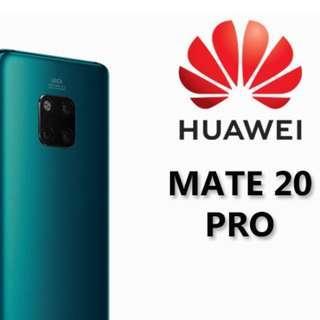 Huawei Mate P20 Pro (**NEW SET GREEN**)