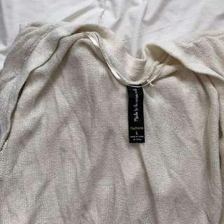 factorie knit cardigan