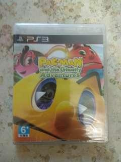PS3 Game 全新品 可四打 Pac-Man and the Ghostly Adventures