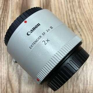 Canon EF 2X Extender III