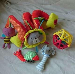 Baby Toys 玩具