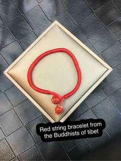 GOOD LUCK STRING FROM TIBET CASH ON DELIVERY NATIONWIDE