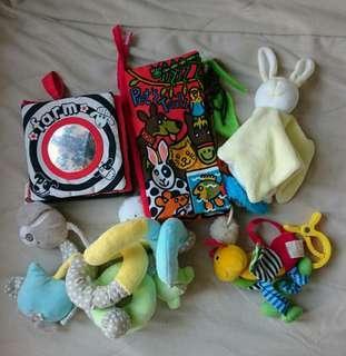BB soft toys 布玩具