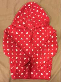 🚚 雙胞胎lativ 連帽fleece外套110cm兩件