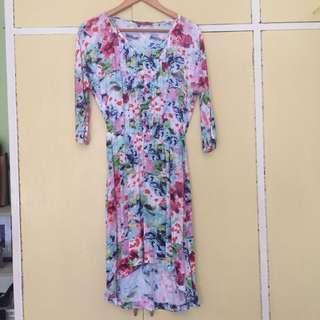 Esprit colorful dress