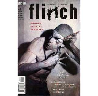 FLINCH #1 (1999) First Issue! 1st Jim Lee art for DC!