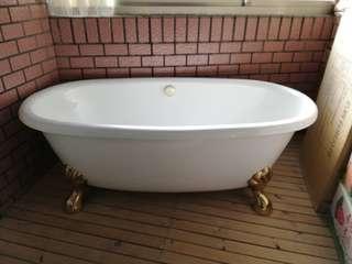 高級古典浴缸-需自取