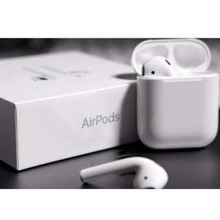 APPLE AirPods無線耳機