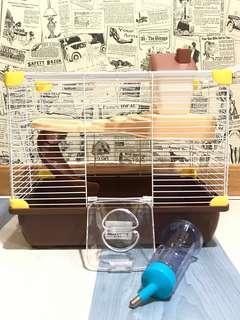 jolly 全新 倉鼠籠 寵物 設備 倉鼠屋 Hamster cage home pet