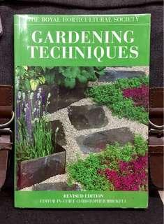 《New Book Condition + The Royal Horticultural Society Encyclopaedia of Practical Gardening》Christopher Brickell - GARDENING TECHNIQUES : Revised Edition