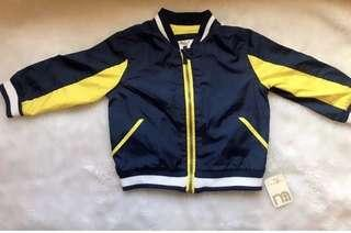 Mothercare Varsity Jacket for toddler