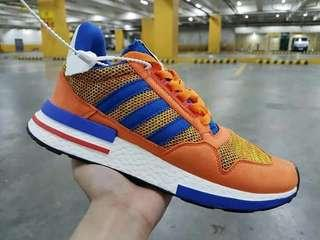 "AD1DAS "" GOKU ""  Z X 5OO RM FOR LADIES AND MEN ORIGINAL QUALITY..HIGH QUALITY SIZES : 36,37,38,39,40,41,42,43,44,45"