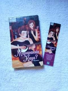 Pre-loved Wattpad Book: Mapapansin Kaya