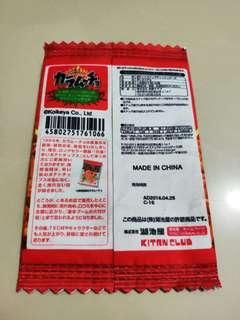 🎇❴清倉價❵ 100%全新 辣味薯條紙巾袋