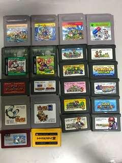 Mario Ultimate Gameboy Games Collection