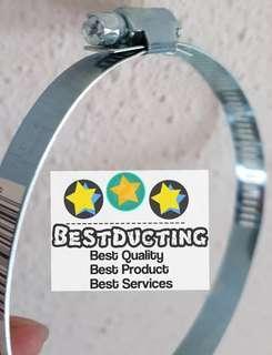 🚚 Aircon/portable aircon vent/Aluminium/dryer/cooker/hood/tubing/flexible/ducting/portable aircon hose/exhaust/Trends/trentios/honeywell/europace/akira/TCL/techno/cooler hose/cooler pipe/electrolux/clamp/midea/bosch/clip/trunking/aluminum/aircon pipe