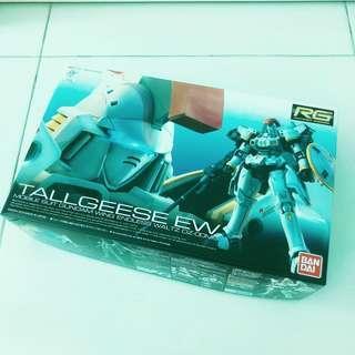 Tallgeese RG Gundam 1/144 Bandai