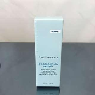 Brand New SkinCeuticals Discoloration Defense Multi-Phase Serum 30ml (No box)
