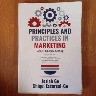principles and practices in marketing in the philippine setting