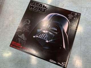 Dark Vader helmet 未開盒少殘
