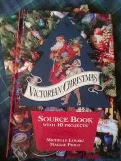 Victorian Christmas: Source Book & Scraps
