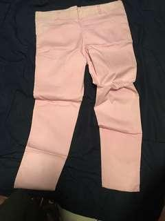 Pants stretchable
