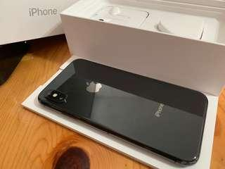 iPhone X Grey 256G 98%New (with delivery)