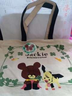 Jacky布袋