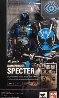 Shf specter 連特典 假面騎士ghost