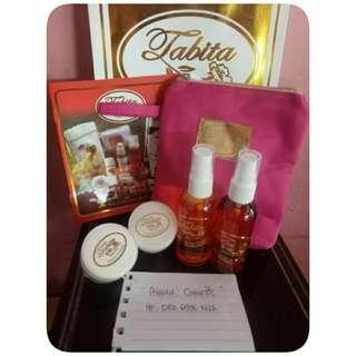 Tabita Skin Care Paket Trial Original