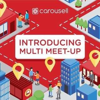 Introducing Multi Meet-Ups