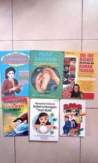 6 aneka buku take all 20rb
