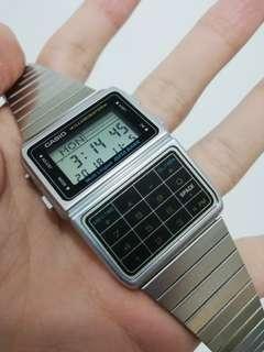 Casio Data Bank Calculator Watch DBC 611