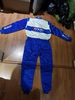 Wearpack SPARCO (pakaian balap ORI!!)