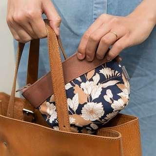 Printed Cosmetic Pouch Travel Storage Bag B13101