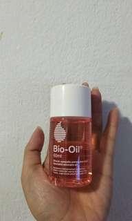 Bio Oil 60 ml, share in jar 5 ml dan 10 ml