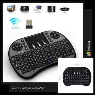 🚚 *INSTOCK* Wireless Mini Keyboard