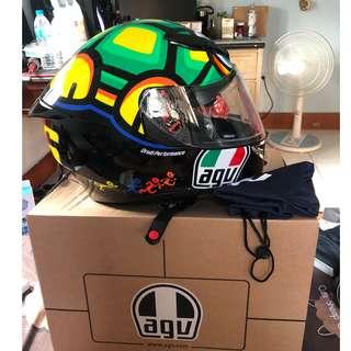 AGV  烏龜帽  XL號