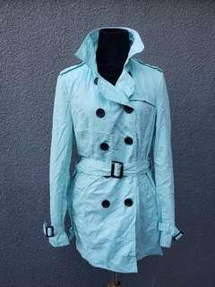 Strativarious trenchcoat blazer coat
