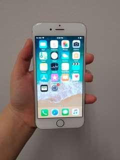 Used Iphone 6 16Gb Silver No.36 (83484)