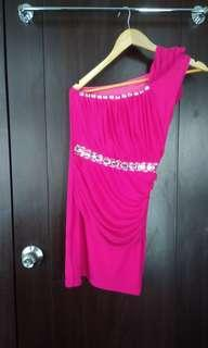 Pre-loved pink formal dress