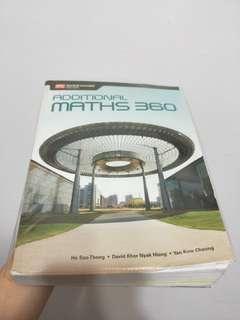 Additional Mathematics 360