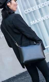FLASH SALE $12.90 Brand new black minimalist sling bag
